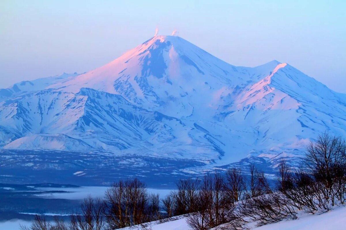 это вулканы камчатки зимой картинки страницу добавлена