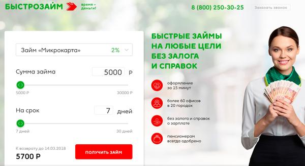 кредит дает банк россия