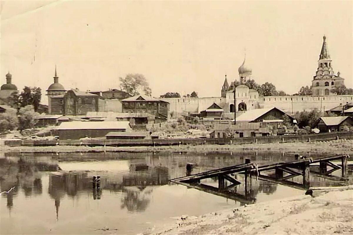 Старые фото александрова владимирской области