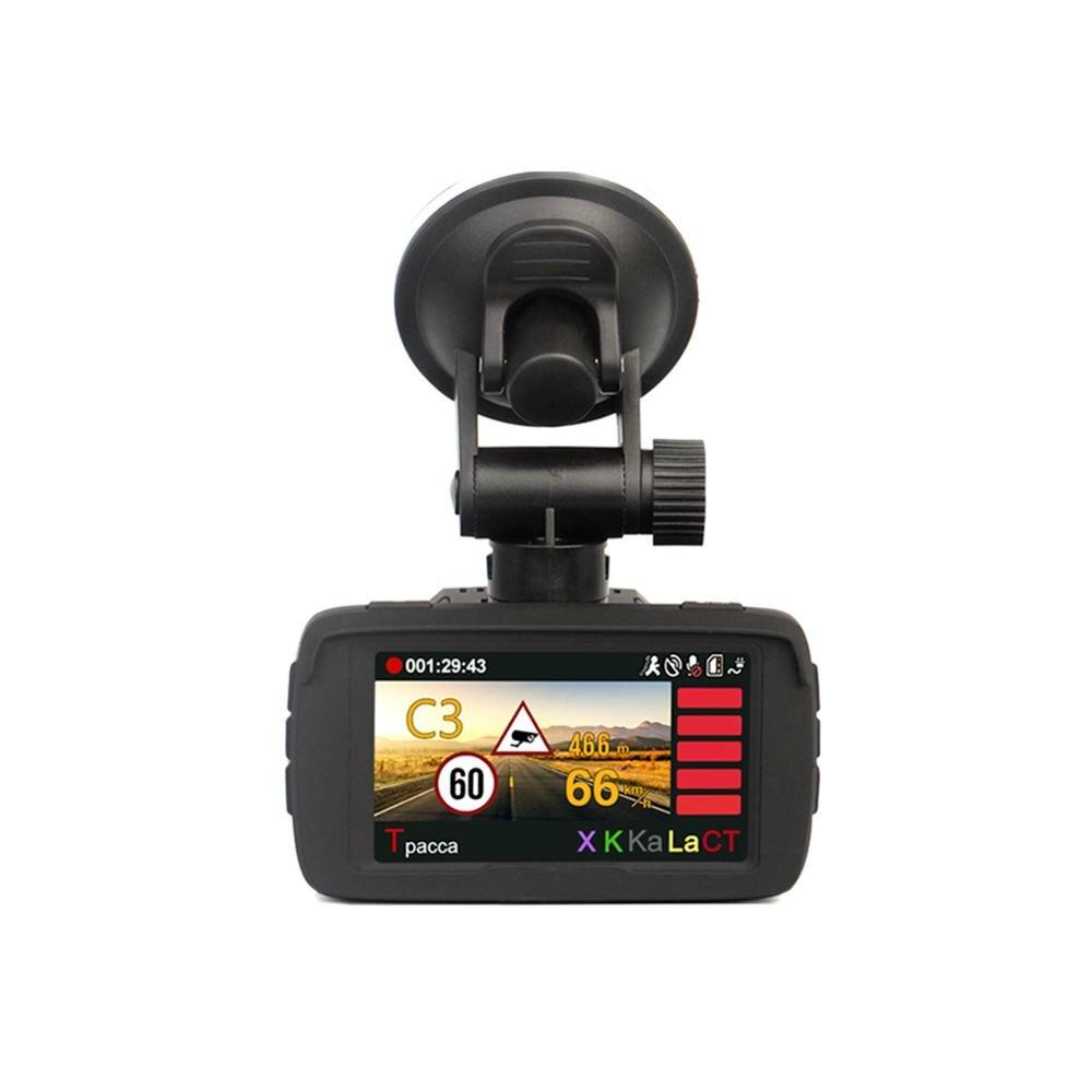 Видеорегистратор с GPS, антирадаром и 3 камерами в Дагестанских