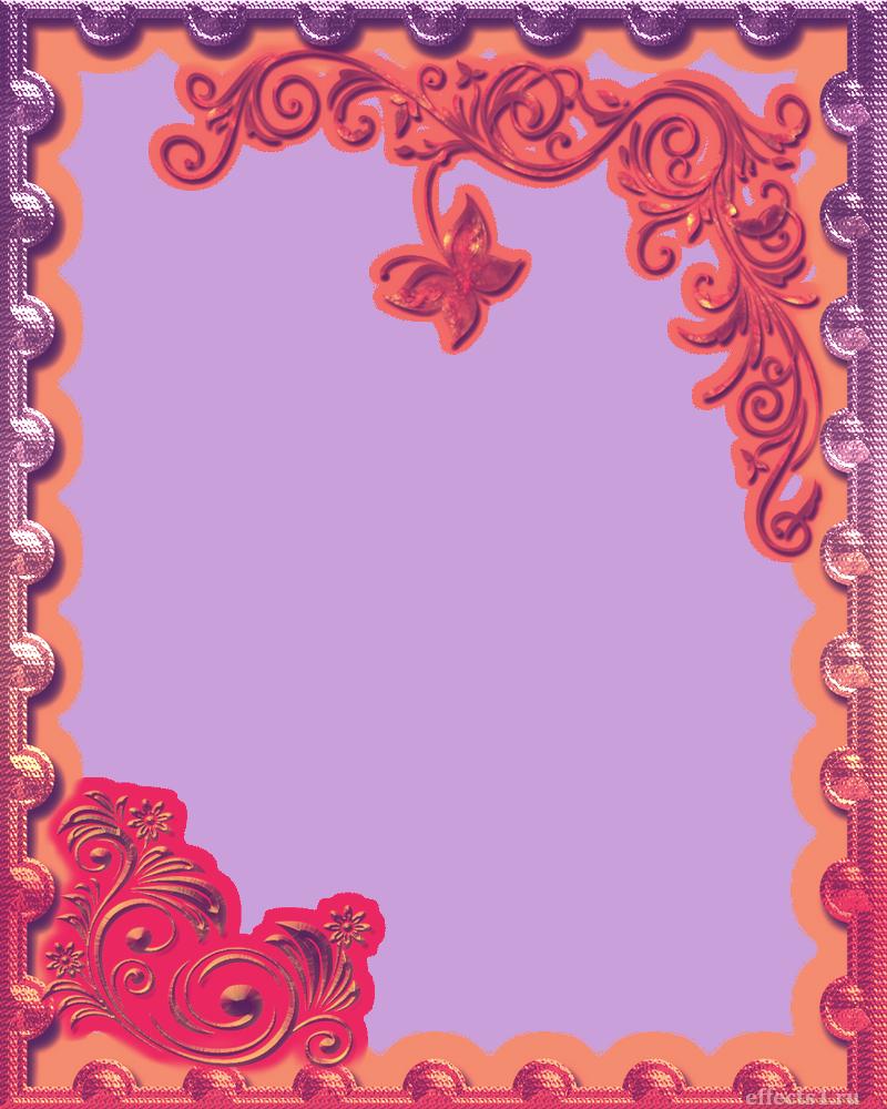 Картинка рамочки для текста, февраля