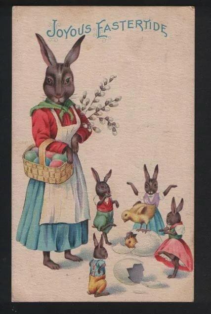 правильно венгерские открытки с пасхой мормышки