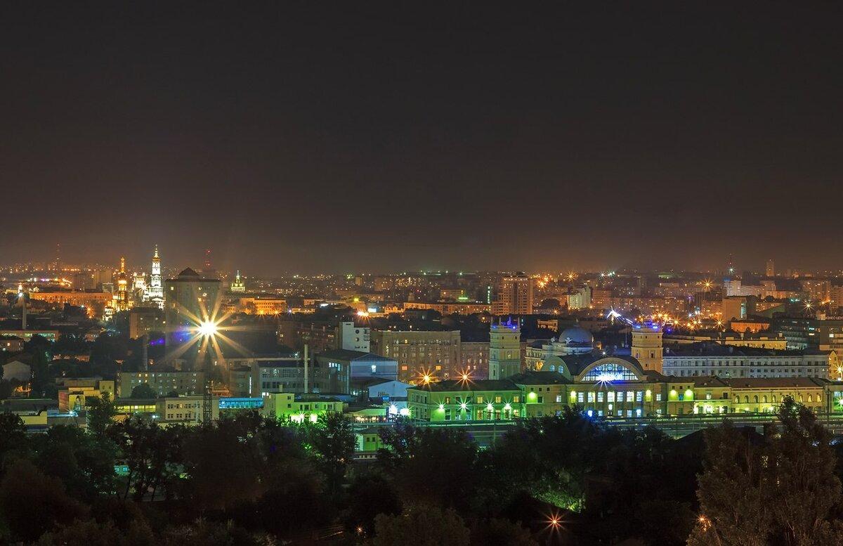 харьков ночь фото владимирская область