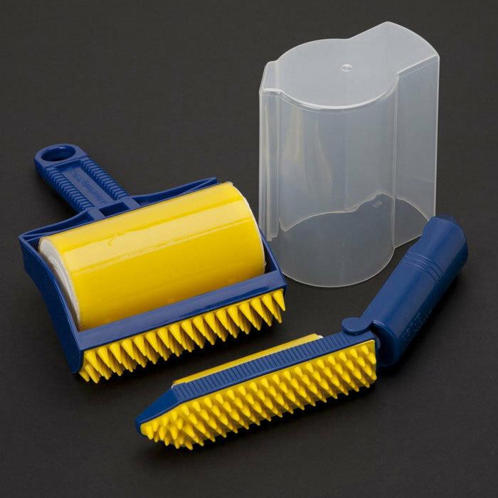 Sticky Buddy - Набор профессиональных силиконовых валиков для уборки