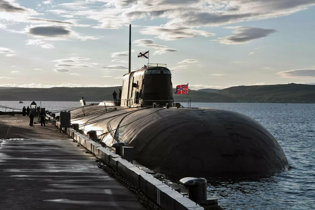 Подводные атомные картинки