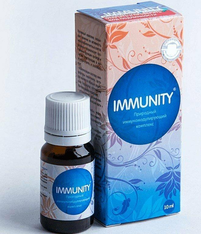 Immunity капли для иммунитета в Муроме