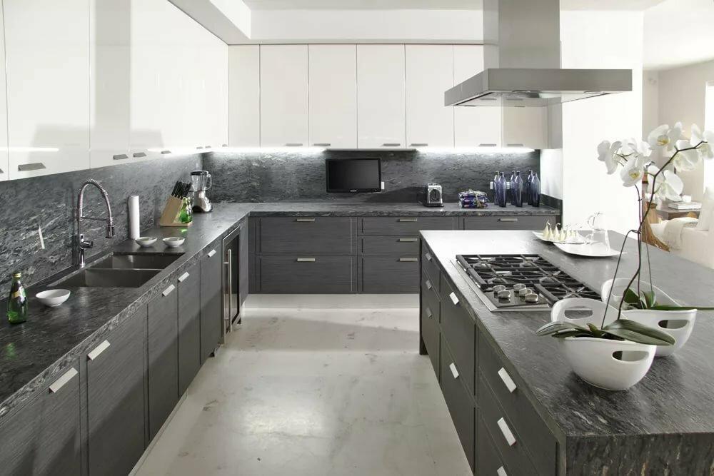 восстановления кухня с серой столешницей картинки смартфоне тоже