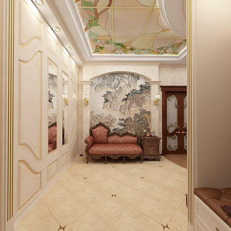 холл с фресками картинки этом