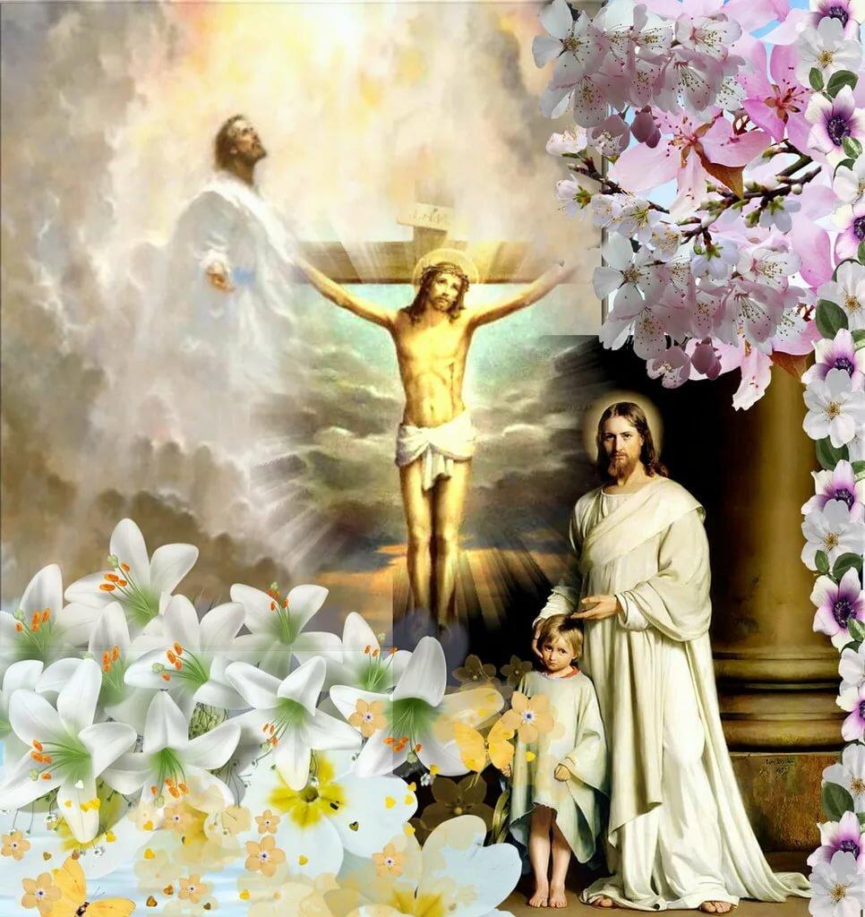 Картинка фото христос воскресе
