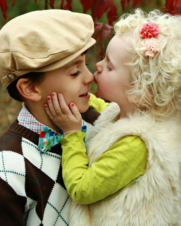 Дети картинка любовь