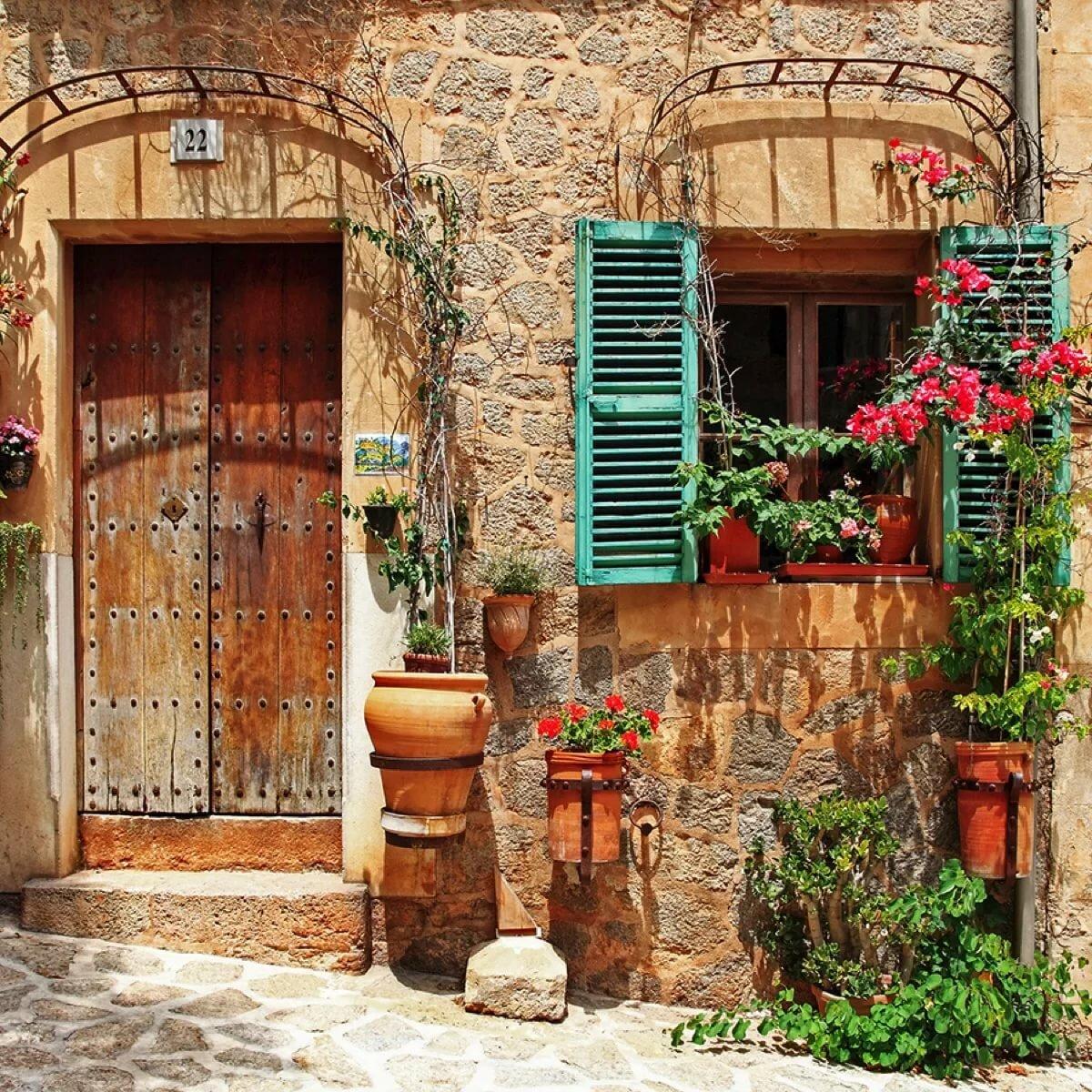 сложно дворики средиземноморья картинки большинства