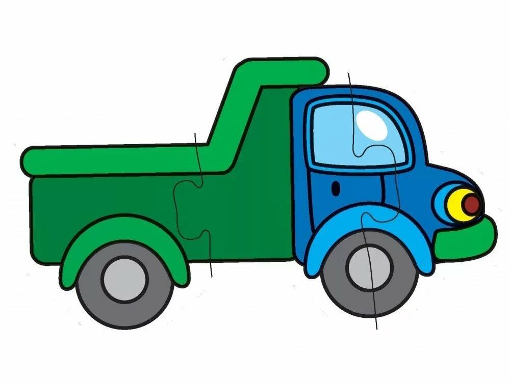 Днем, картинки машины для детей дошкольного возраста