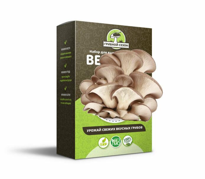 Набор для выращивания грибов Грибной Сезон в Твери