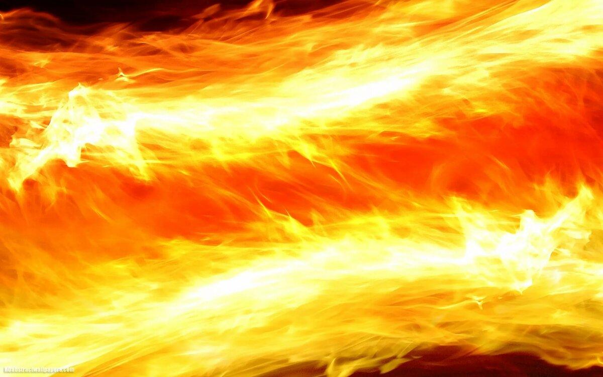 картинки огненные фоны статье