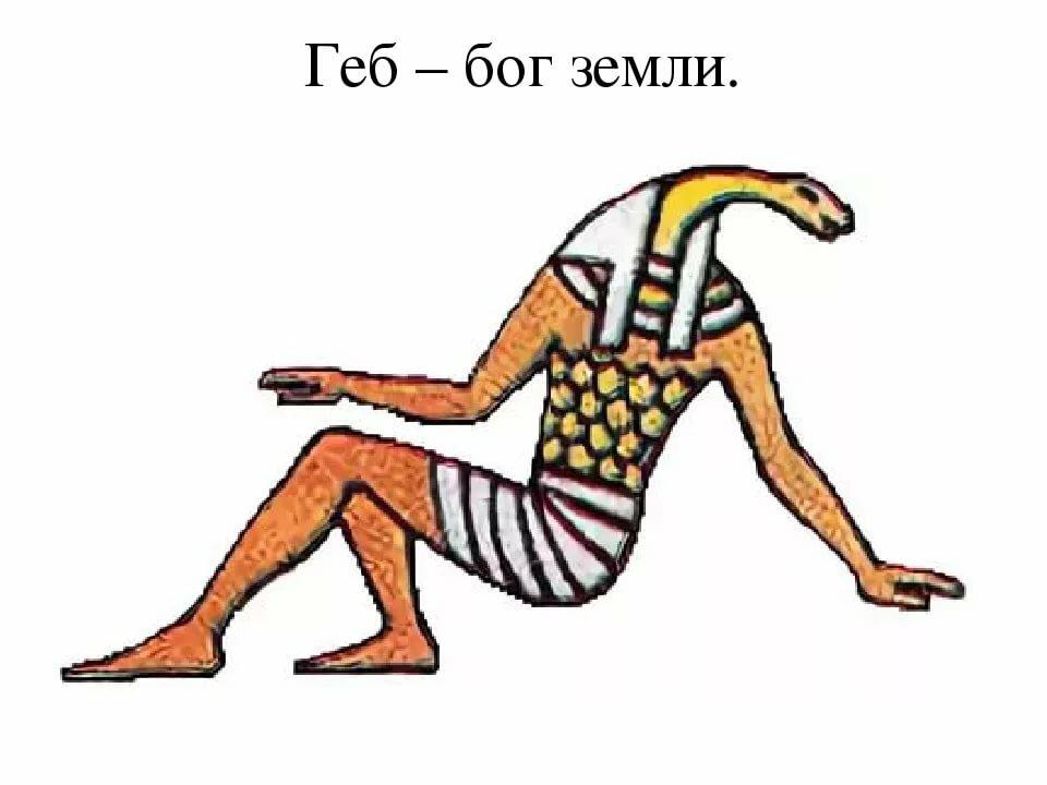 Картинки богов геб