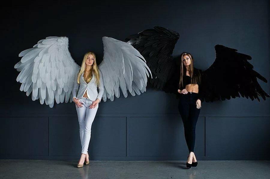 нас парни фотосессия ангелы с крыльями томск когда рана