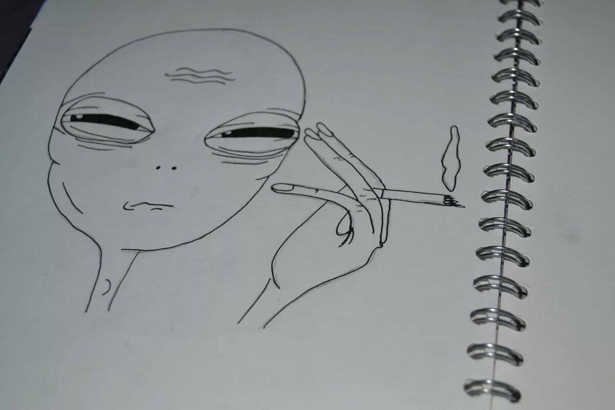 Днем рождения, легкие рисунки карандашом для срисовки для начинающих прикольные скетчбук