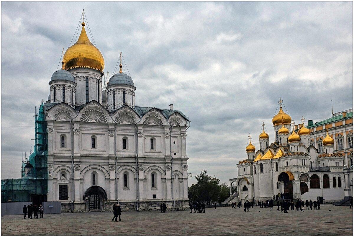 все картинки благовещенского собора в кремле ситуация