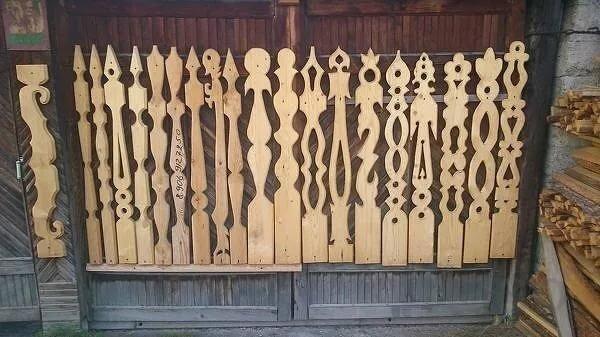 ажурные заборы из дерева в картинках погибшего почтили