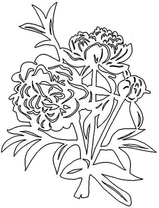 Картинки вытыканки цветы