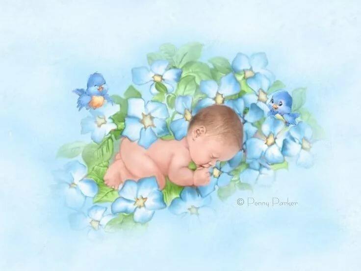 Картинки для открыток для новорожденных, форма открытки открытка
