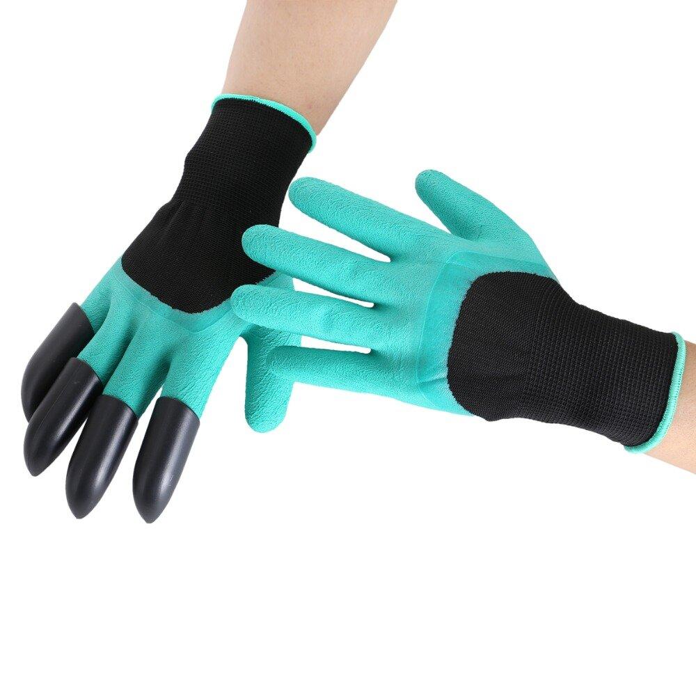 Перчатка для работы в саду и огороде Garden Genie Gloves в Твери