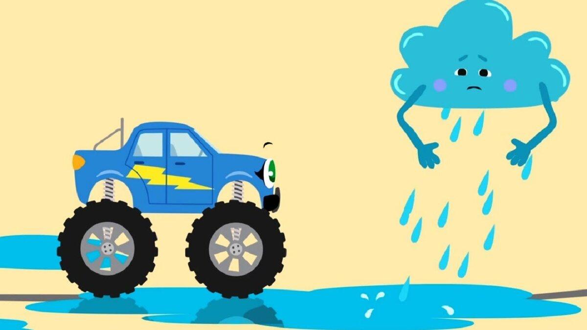 Машина бибика картинка для детей