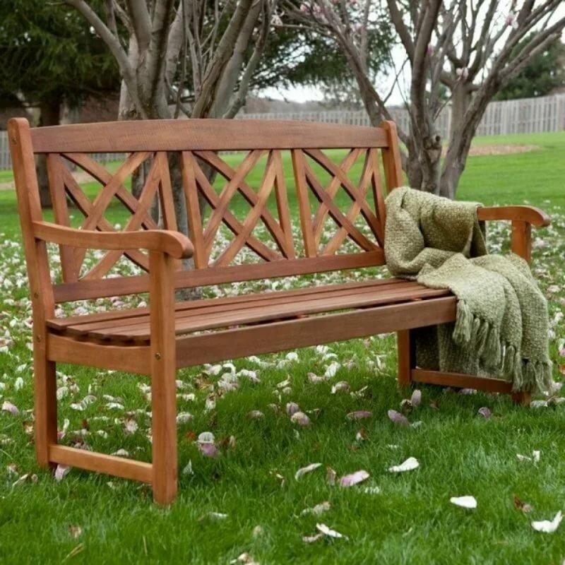 картинки садовых скамеек своими руками