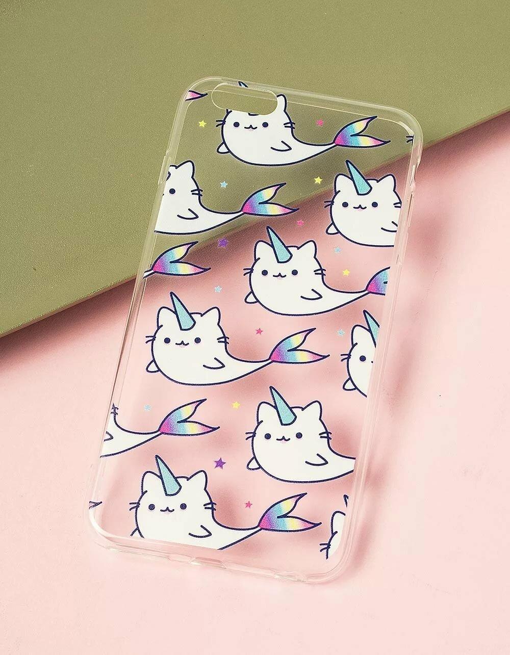 картинки на чехол для телефона нарисовать красивые рисунки котики можно