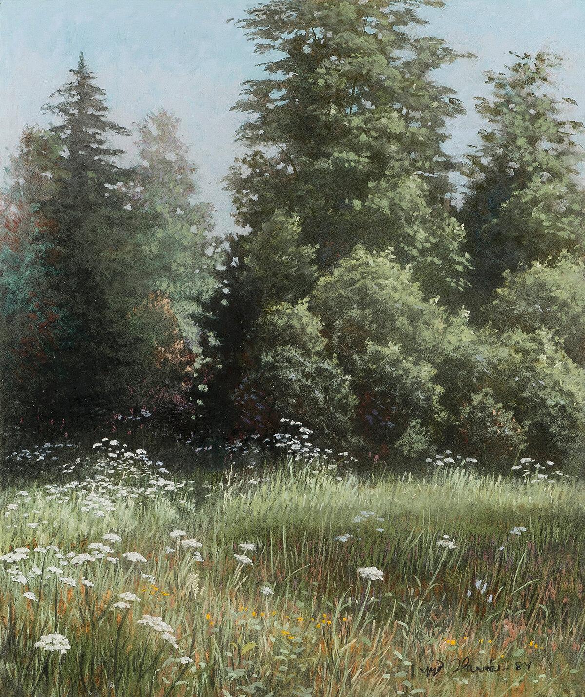 показалось, картина ручей в лесу шильдера конечно же, сильно