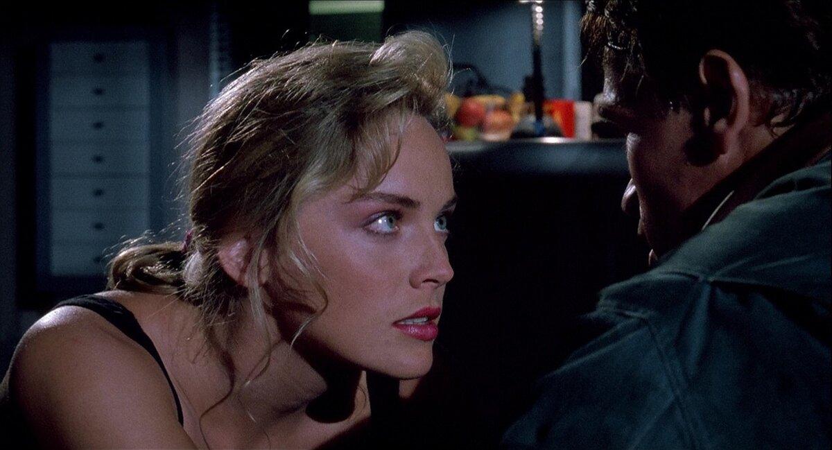 Шикарный Секс С Шэрон Стоун – Основной Инстинкт (1992)
