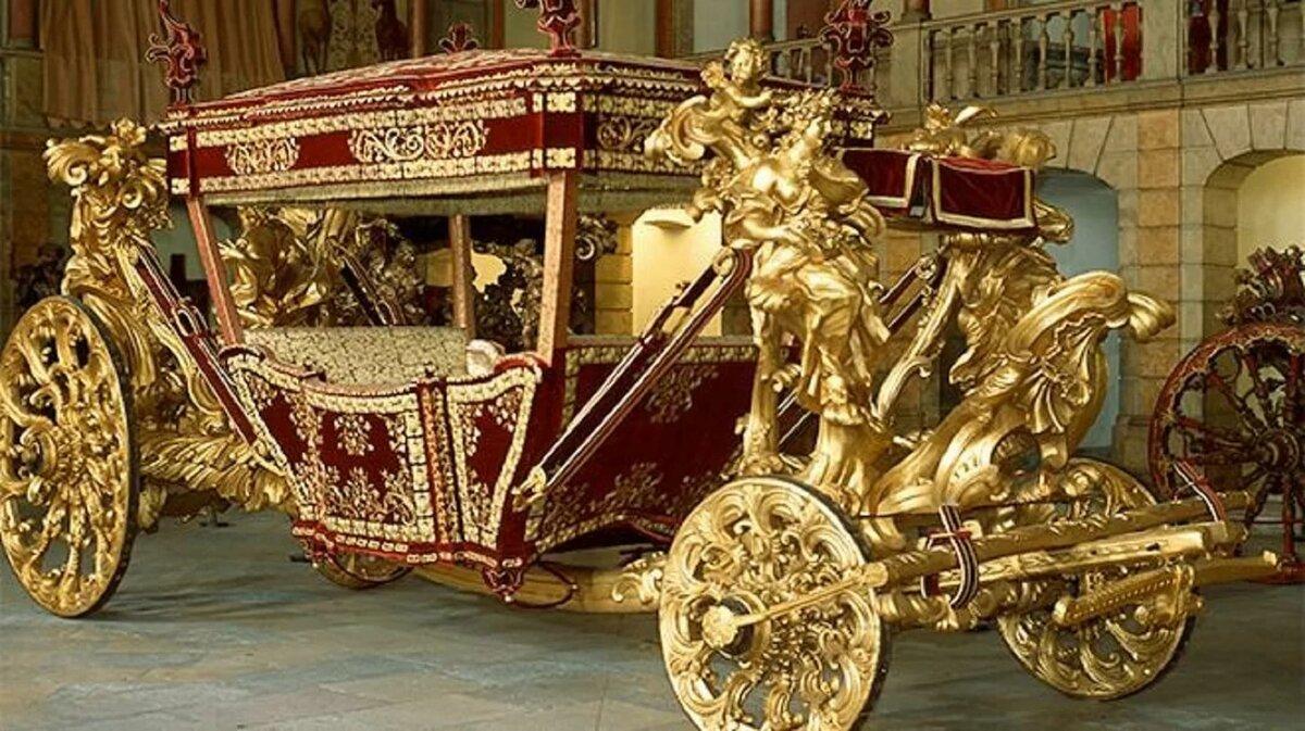 золотая карета фото душевые