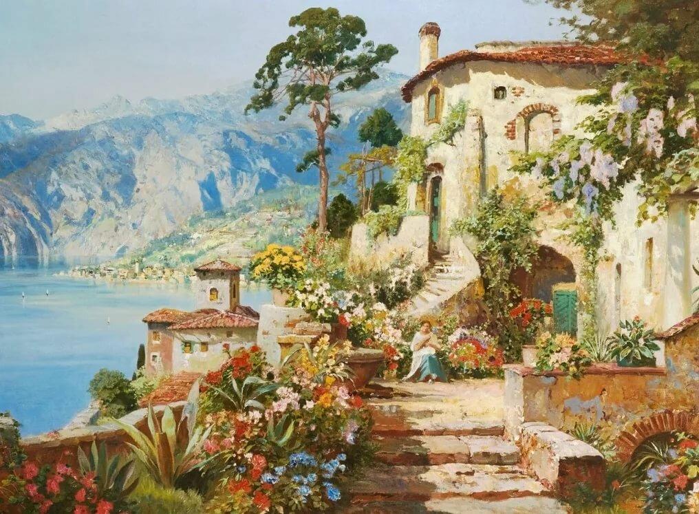 Монако картинки для декупажа
