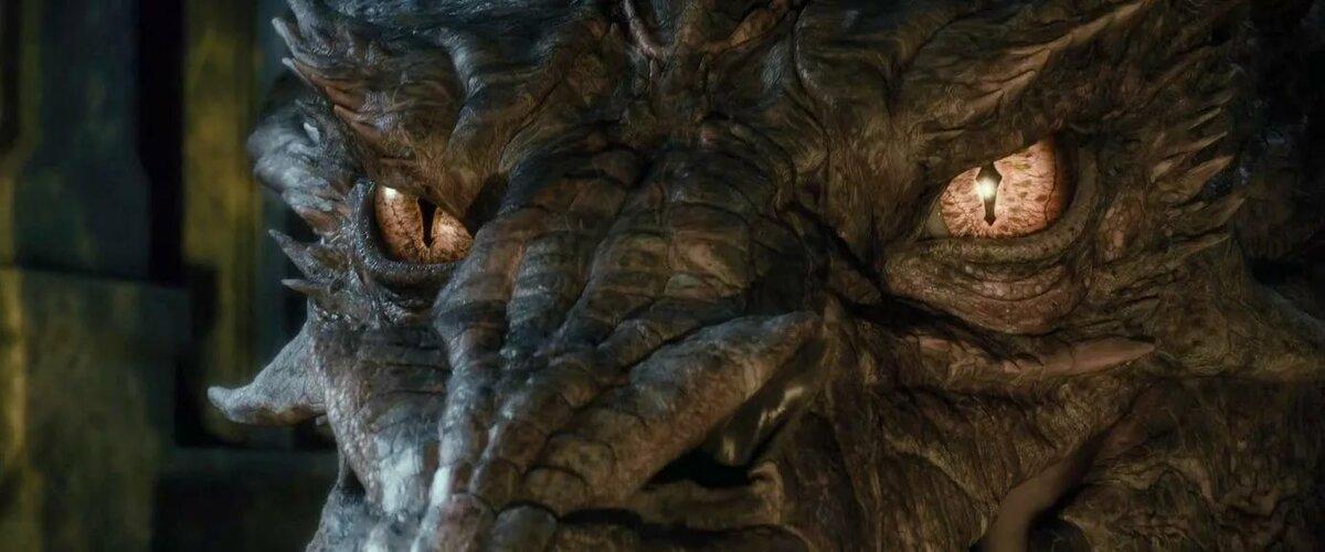 вклеил его, картинки дракона из властелина колец рожек мне