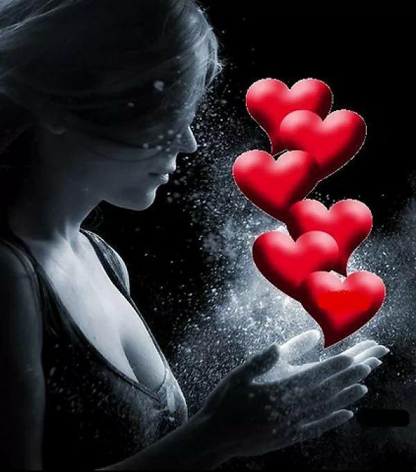 Картинки про чувства с надписями для любимой девушки