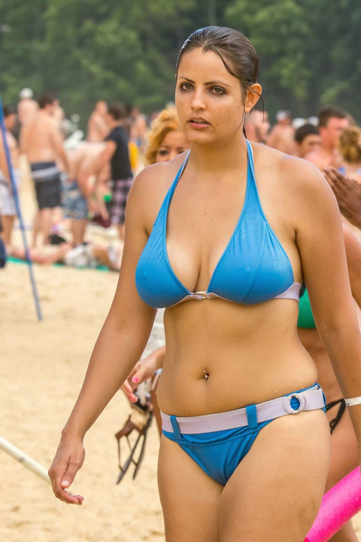 Amateur bikini post sexo pics