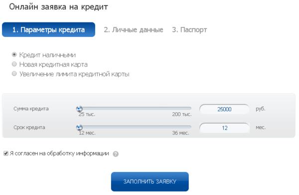 Кредит для бизнеса онлайн