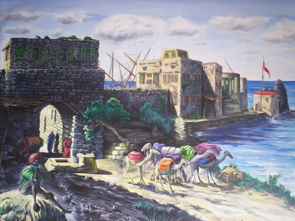 Славный город Тир