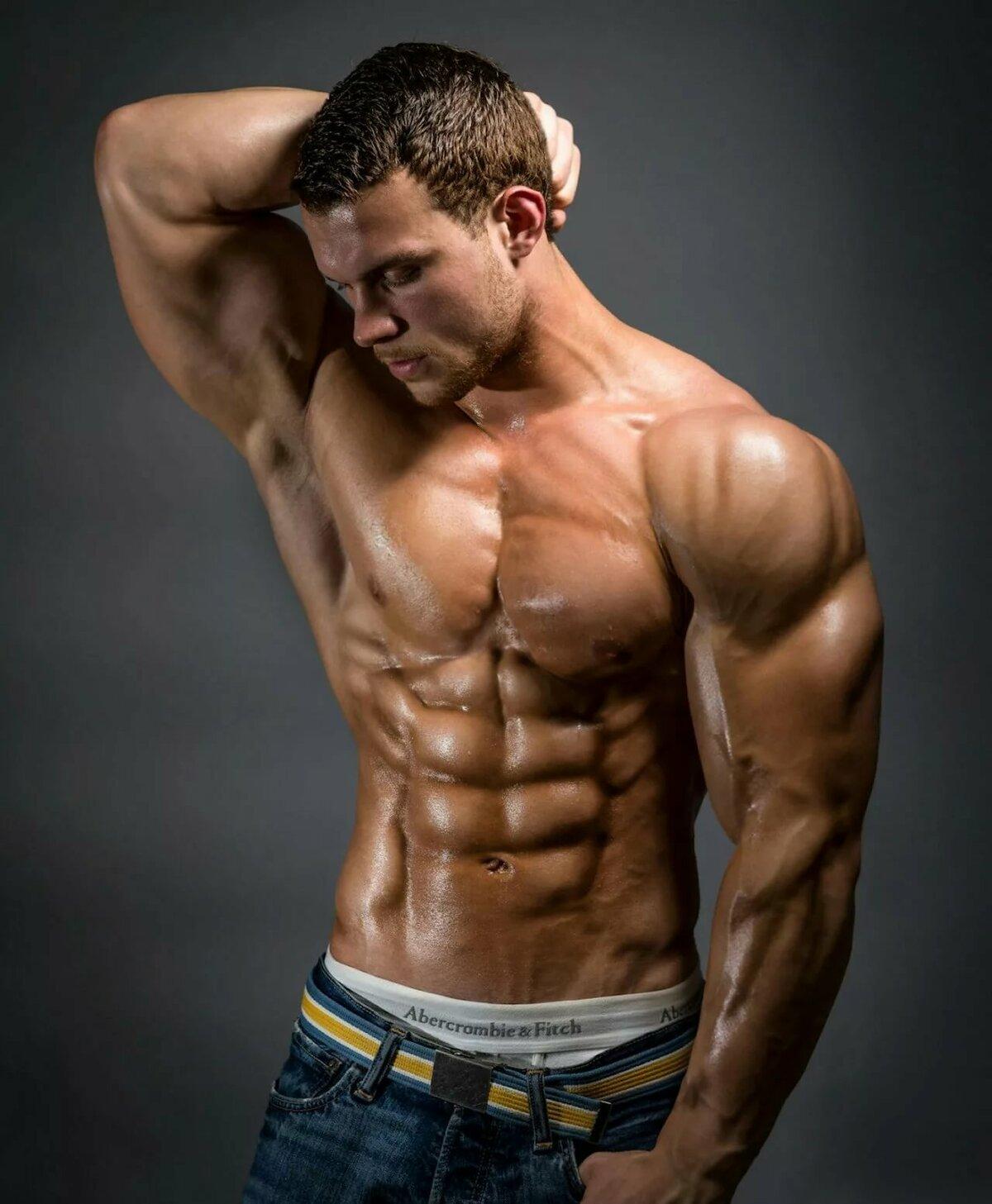 Картинки мощное телосложение