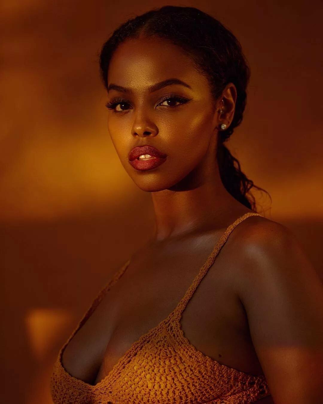 Nude Light Skin Women
