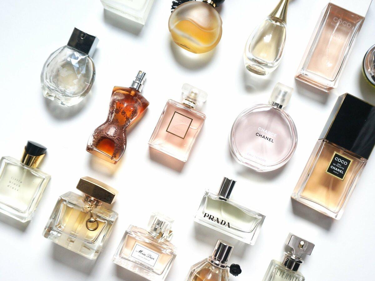 бренды парфюма в картинках создания
