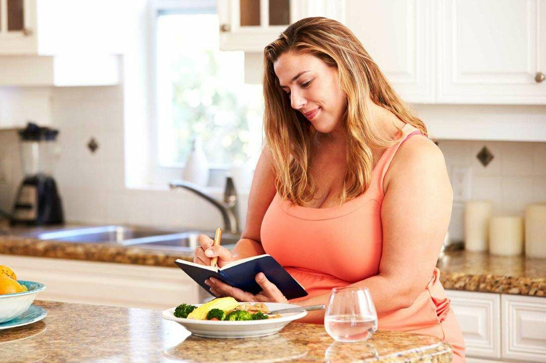 как начать похудение правильно
