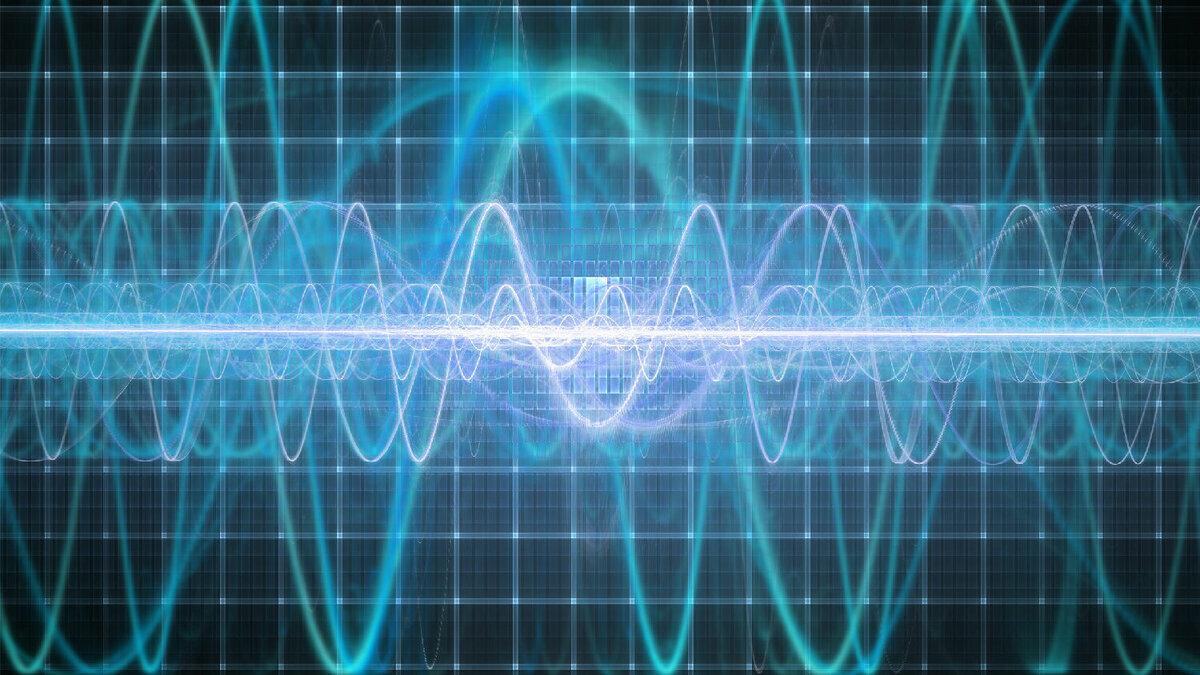 Электромагнитные излучения в картинках