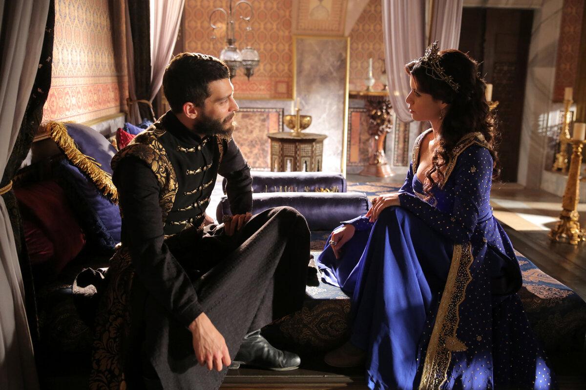 фото косем и ахмета султана