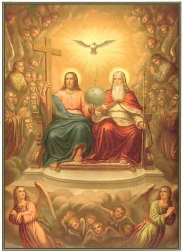 сопрестолие новозаветная троица
