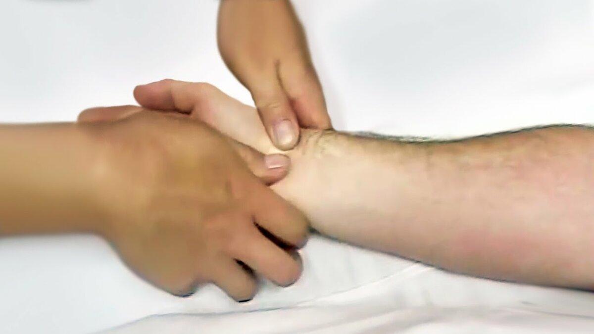 Массаж рук до плеча видео #10