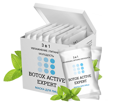 Крем-маска Botox Active Expert в Ангарске