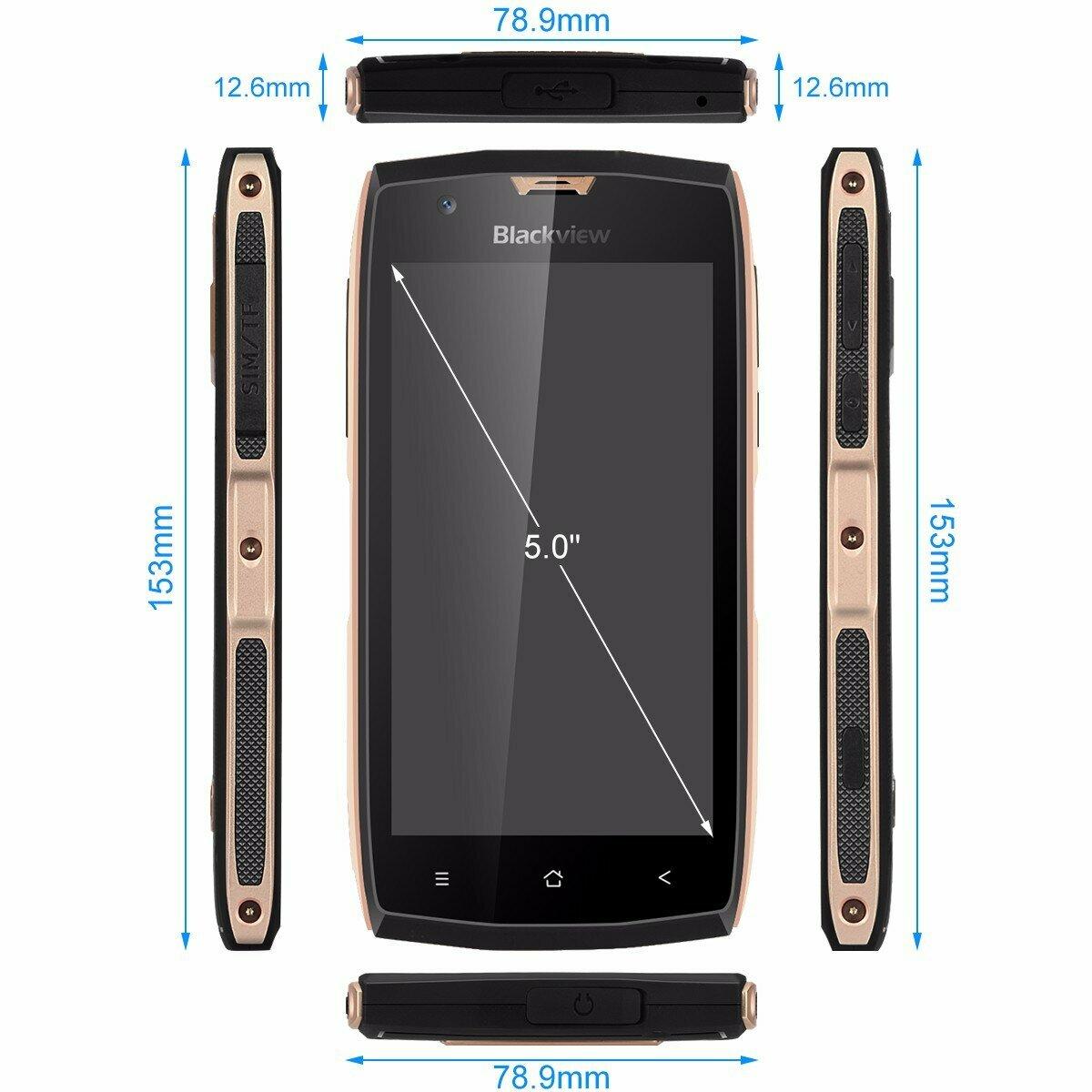 Сверхпрочный смартфон blackview BV7000 Pro в Хабаровске