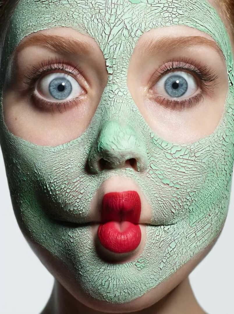 Открытки добрым, косметолог веселые картинки