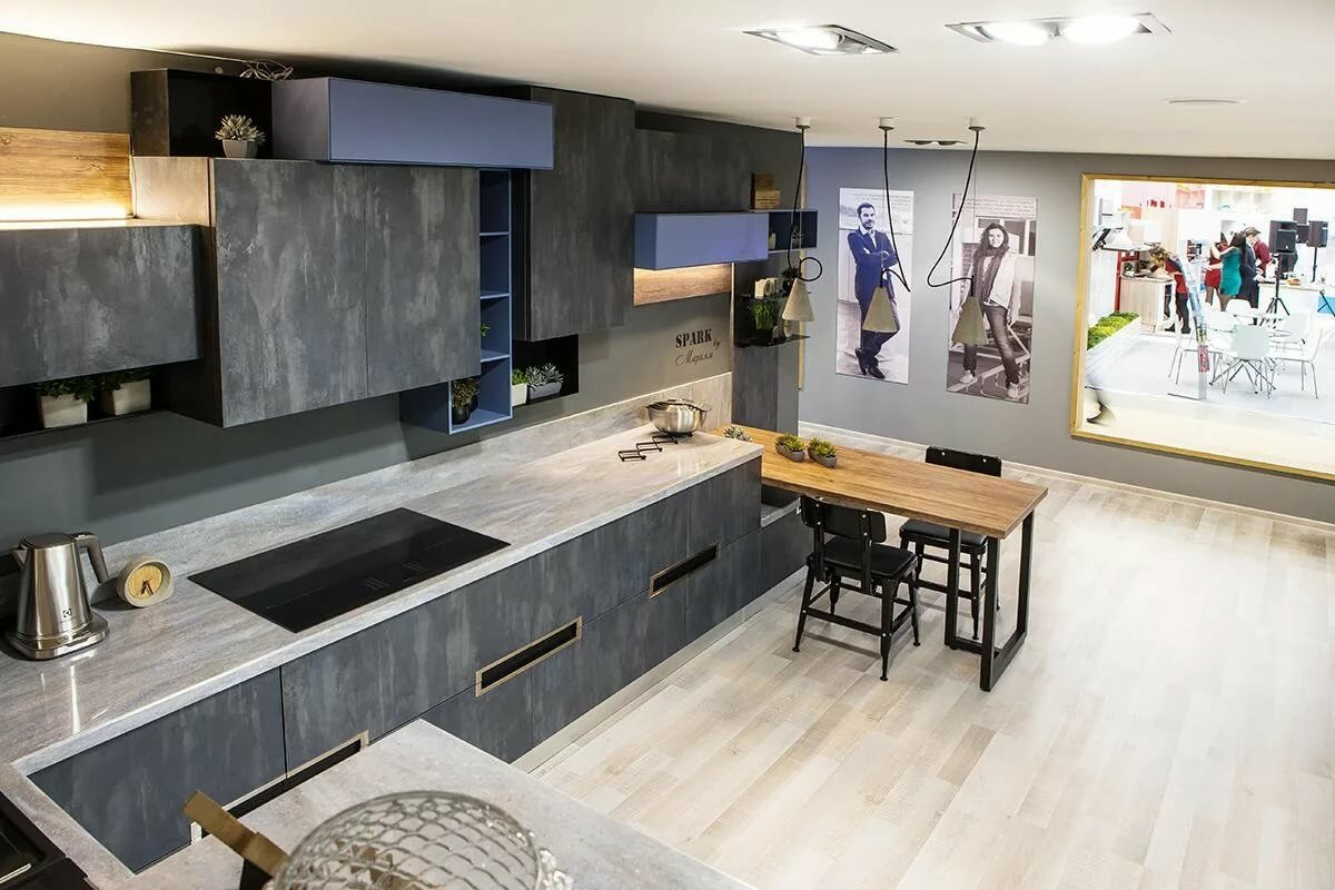 Пристройка к деревянному дому кухни фото много